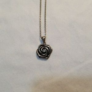 Jewelry - Rose Necklace